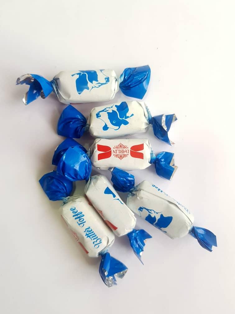 صادرات شکلات به عراق