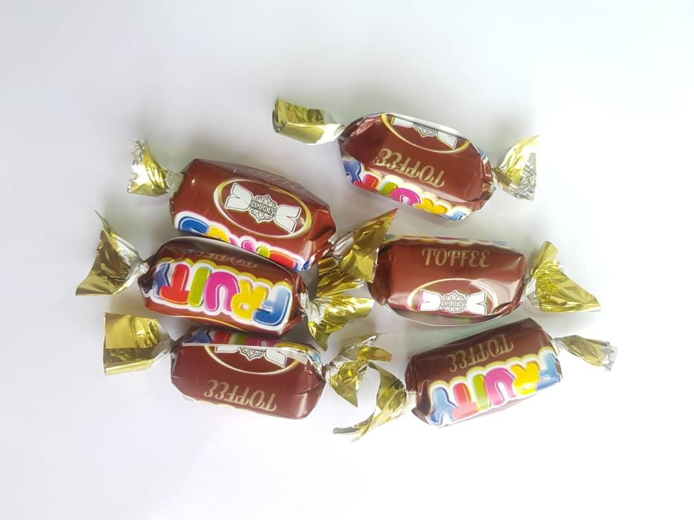 خرید شکلات تافی از کارخانه