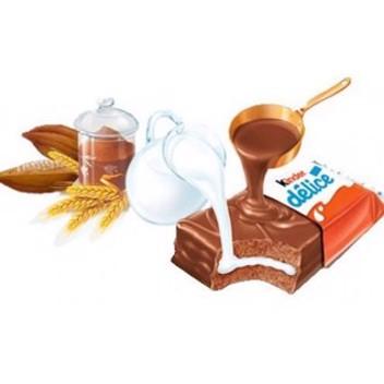 پخش شکلات کیندر