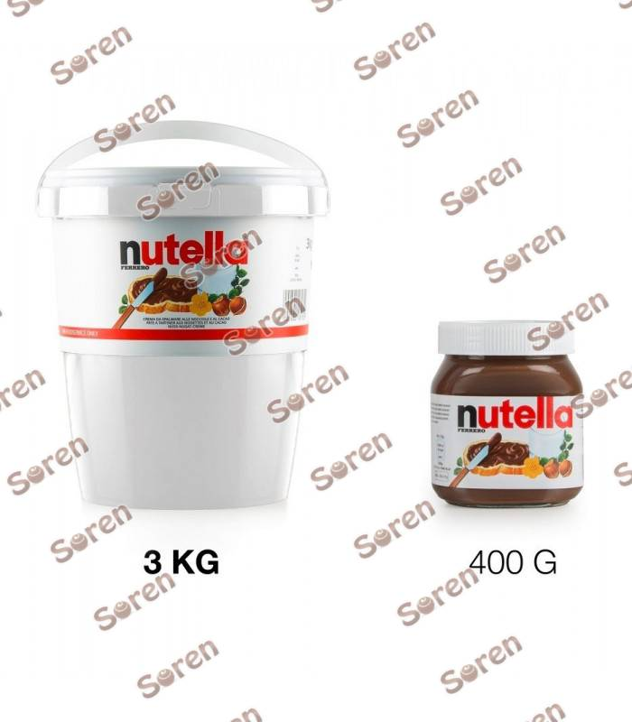 قیمت شکلات نوتلا
