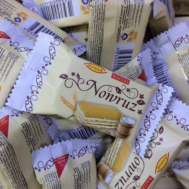شکلات پذیرایی نوروز