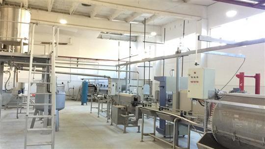 ماشین آلات خط تولید مربا
