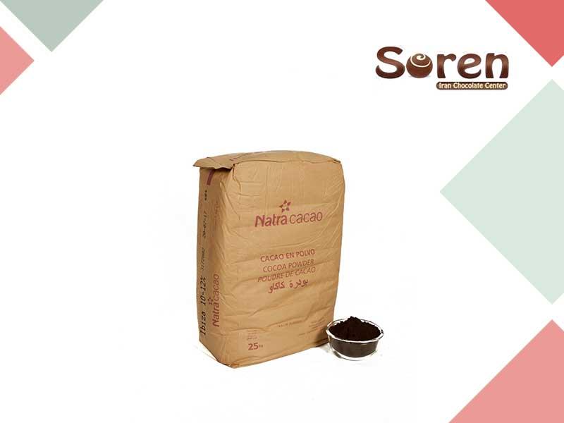 عمدهفروشی پودر کاکائو