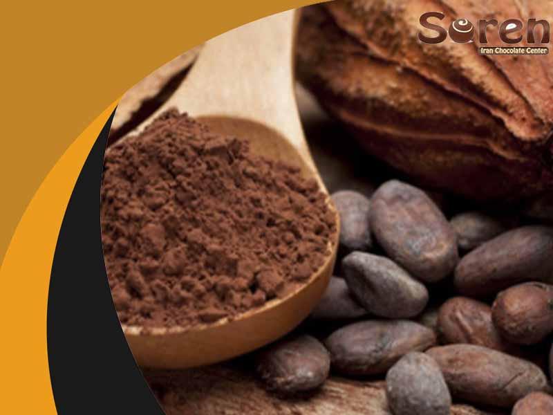 واردات پودر کاکائو خارجی