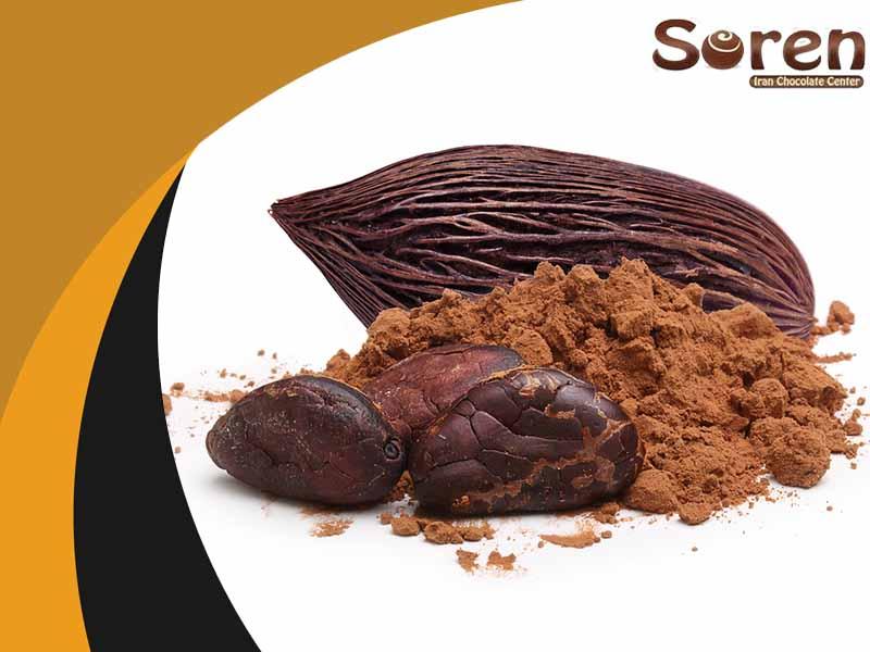 پودر کاکائو استاندارد