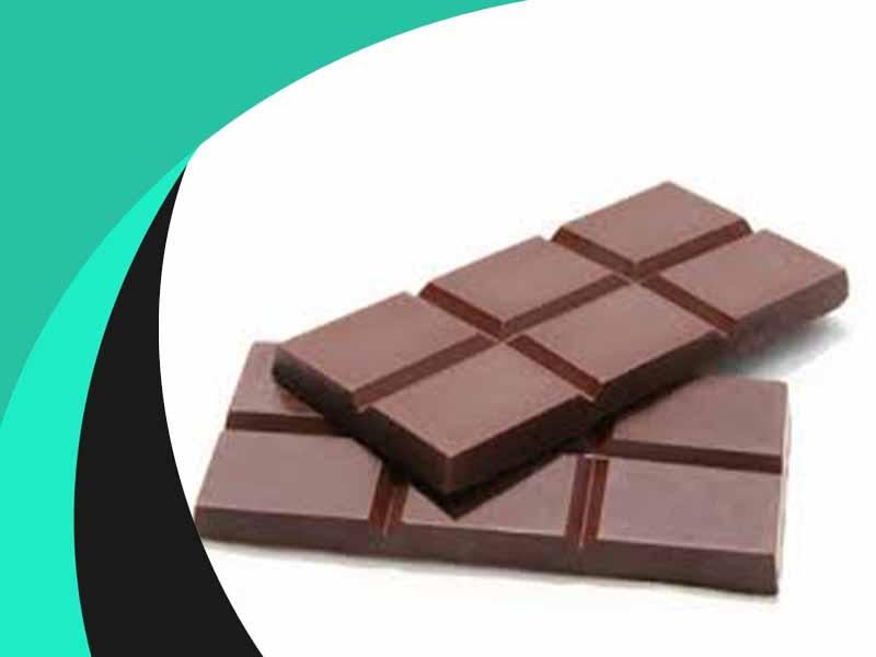 شکلات تختهای مناسب برای قنادی