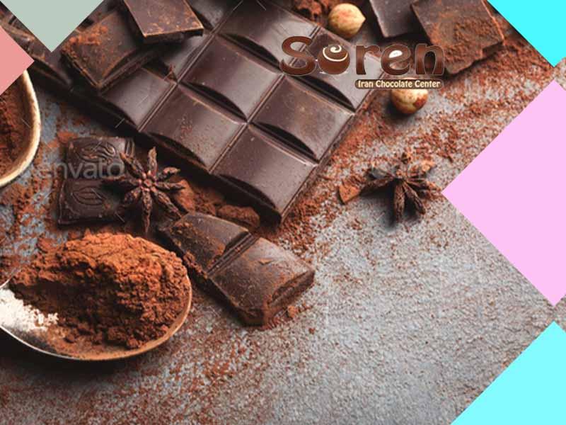 تأمین پودر کاکائو تولیدیهای شکلات