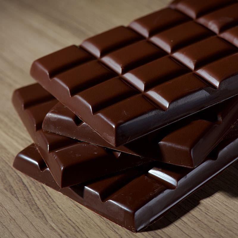 شکلات تخته ای بسته بندی