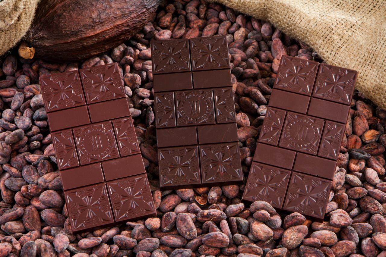 تولید عمده شکلات تخته ای