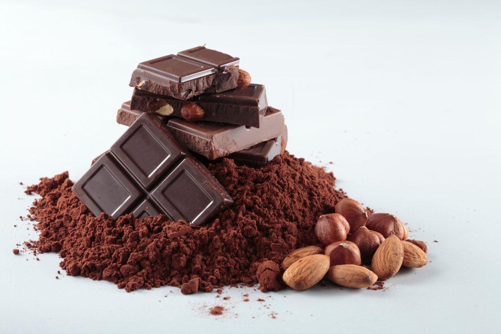 انواع پودر کاکائو در بازرگانی سورن