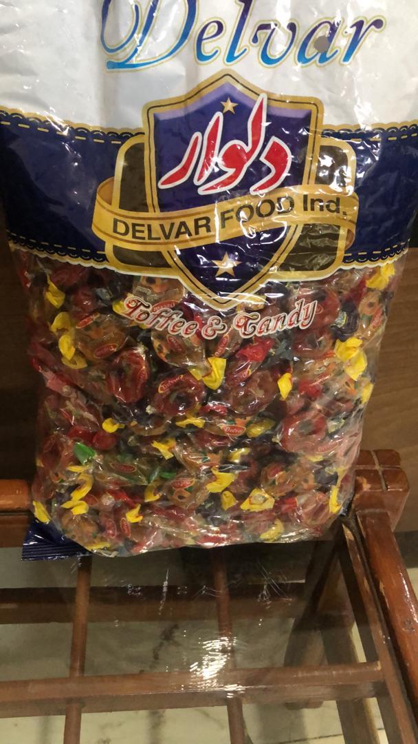 خرید تافی دلوار Delvar Chocolate