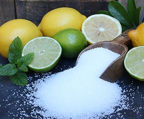 بهترین قیمت عمده جوهر لیمو(اسید سیتریک خوراکی)
