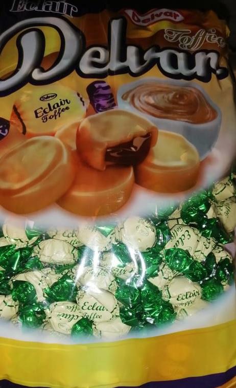کارخانه شکلات تافی دلوار Delvar