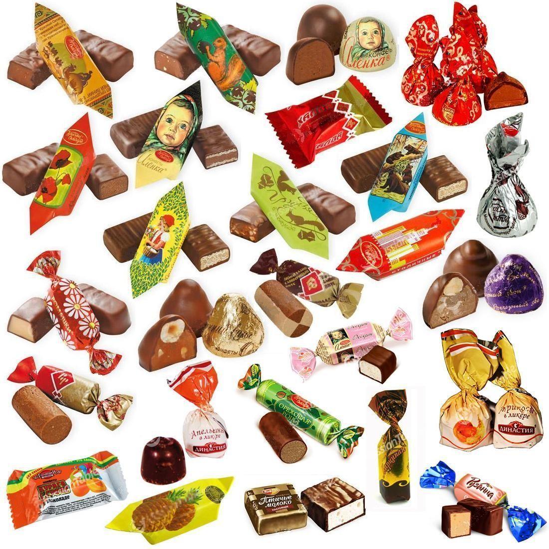 عرضه عمده شکلات های خارجی
