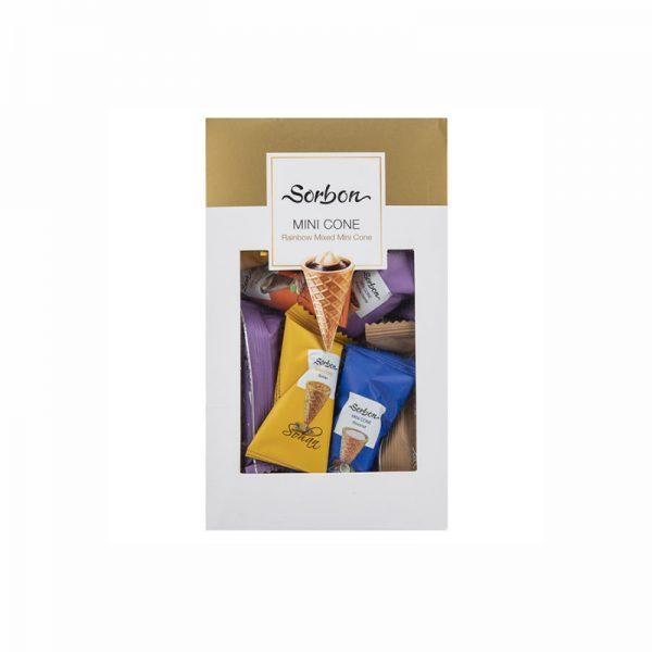 لیست قیمت شکلات پذیرایی سوربن مخروطی