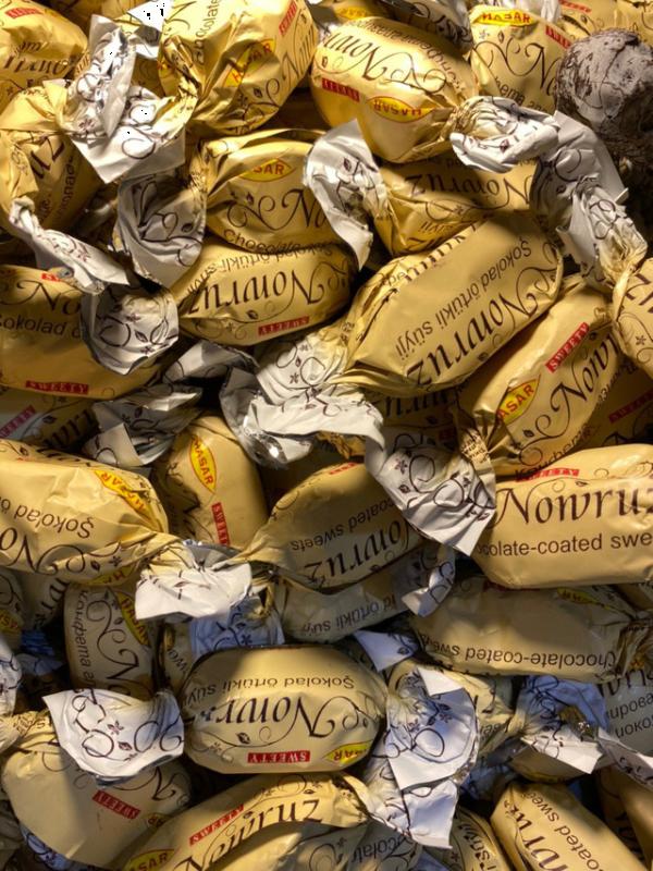 مرکز فروش شکلات خارجی در تهران