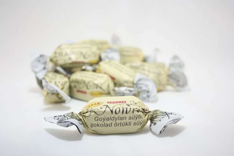 انواع شکلات خارجی موجود در بازرگانی سورن