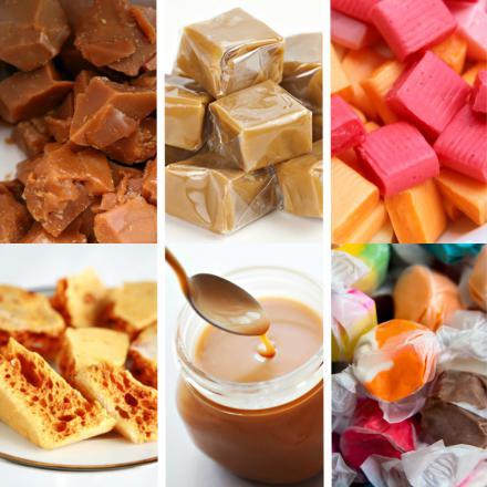 عرضه مواد مورد نیاز کارخانه تافی و شکلات