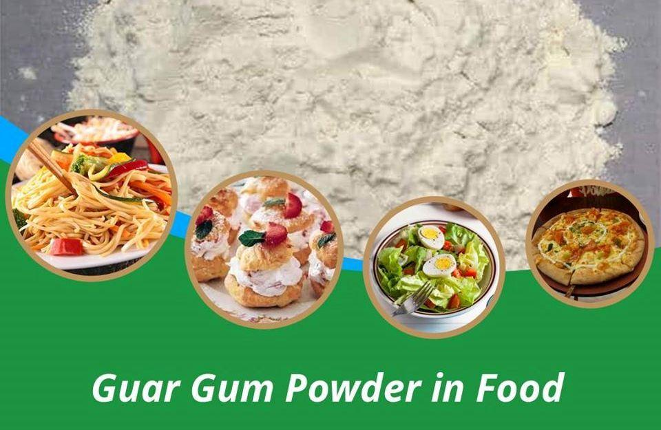 بررسی خواص گوارگام guar gum و مصارف آن