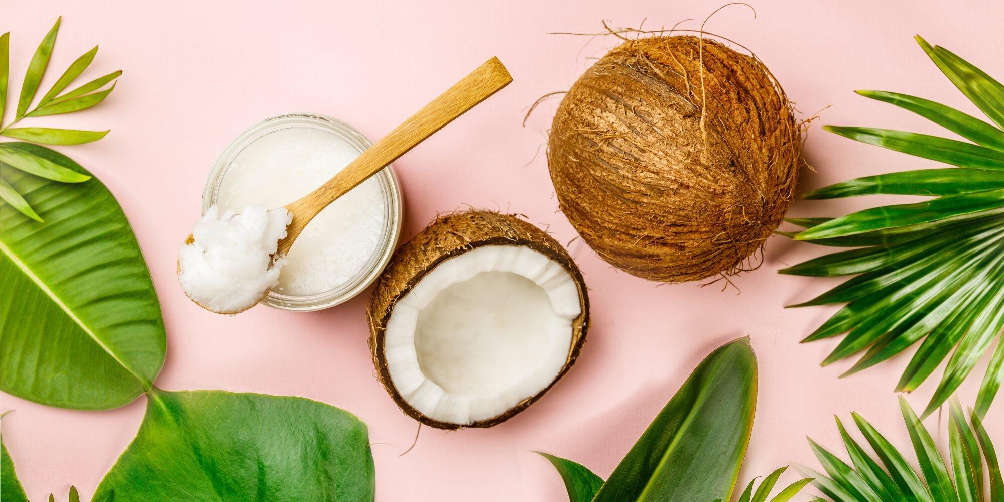 خواص پودر نارگیل coconut powder