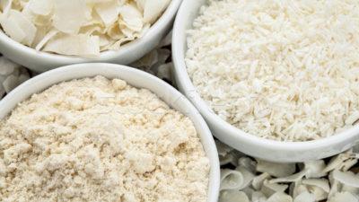 انواع پودر نارگیل (Coconut Powder)