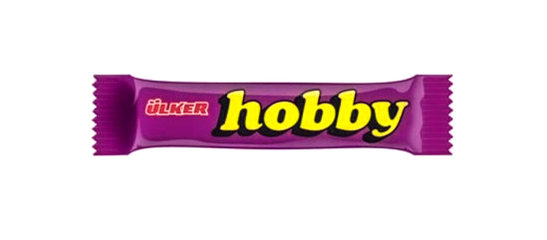 شکلات هوبی ترکیه (hobby Chocolate)