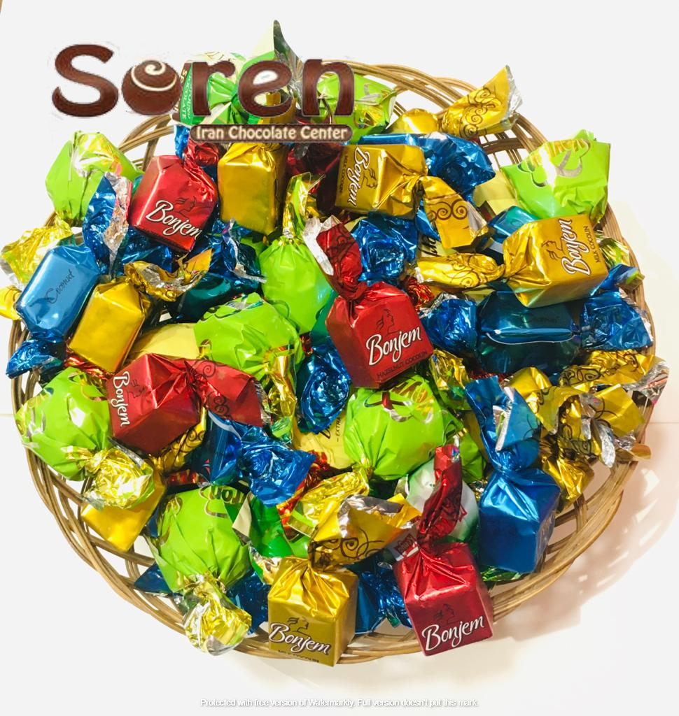 صادرات شکلات به پاکستان | محصولات دلوار