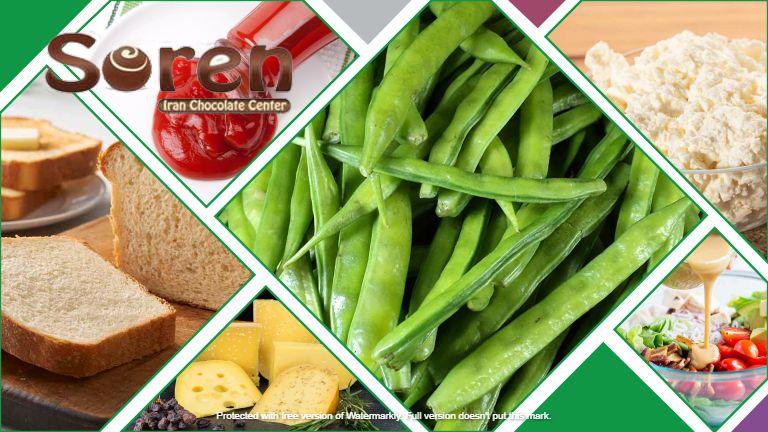 فروشندگان گوارگام   مصرف گوارگام در صنایع غذایی