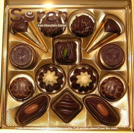 صادرات شکلات به پاکستان | خرید عمده شکلات